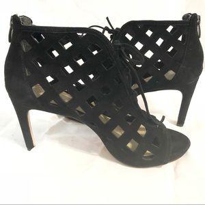 Via Spiga 'Oria' Cutout Caged Sandal - Size 8.5 M
